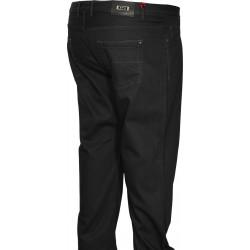Jeans grau coloured - Übergrößen Herren